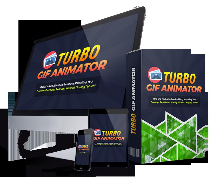 Turbo GIF Animator - Screens